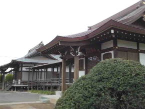 Myokendo Hall and Kishibojindo Hall
