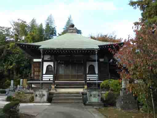 Homesan Anrakuji Temple