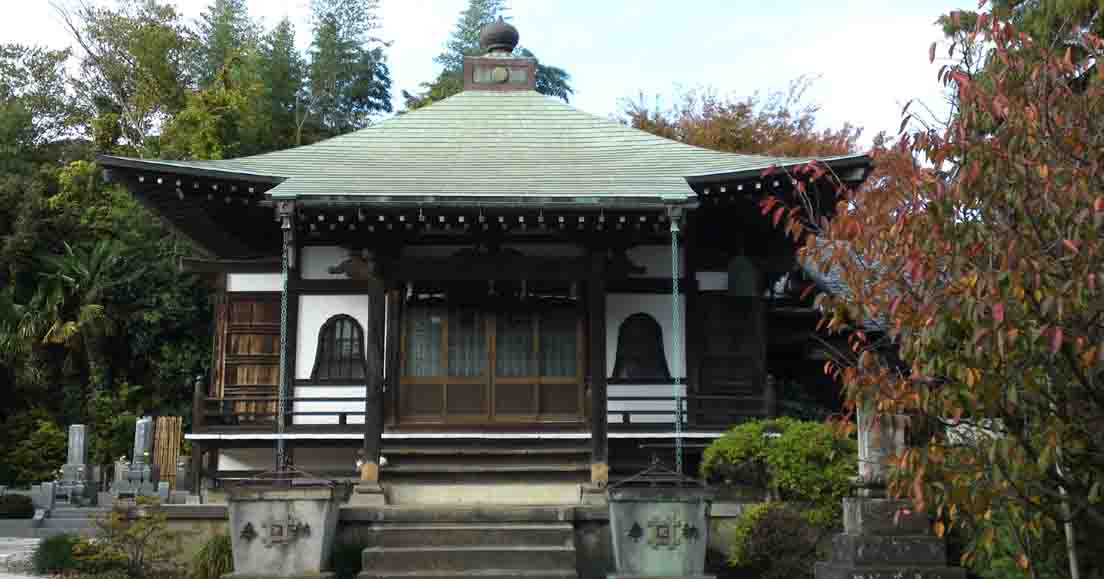 Homensan Anrakuji Temple
