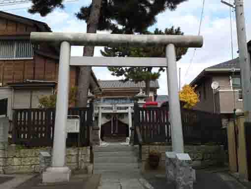 Funabashi Toshogu Shrine
