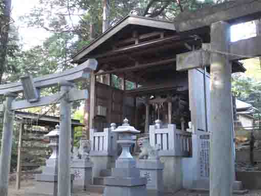 Tonodai Tenamangu Shrine