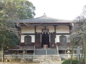 Aragyodo Hall of Onjuin Temple