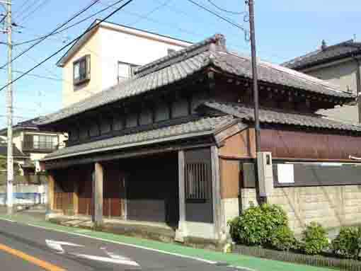 the former shop of Sasaya Udon