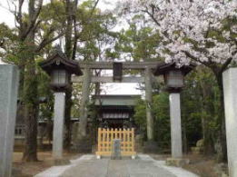 Shirahata Tenjinsha Shrine