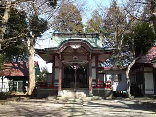 Wakamiya Hachimangu Shrine